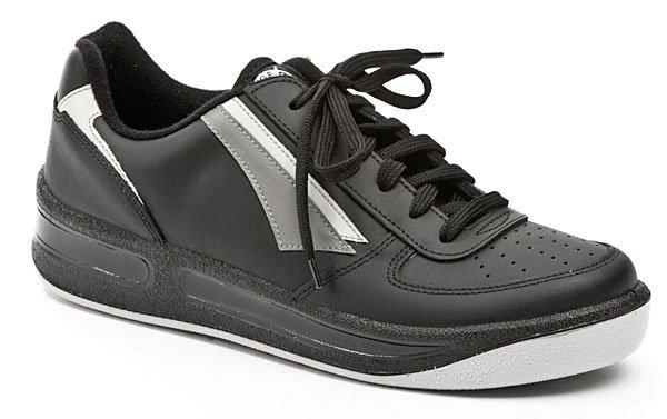 Prestige M86808 černá pánská nadměrná obuv EUR 49