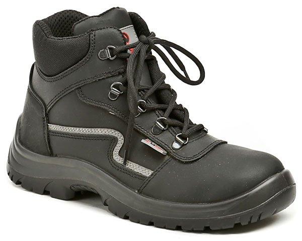 Prabos NYXX H20022 černá pánská pracovní obuv EUR 47