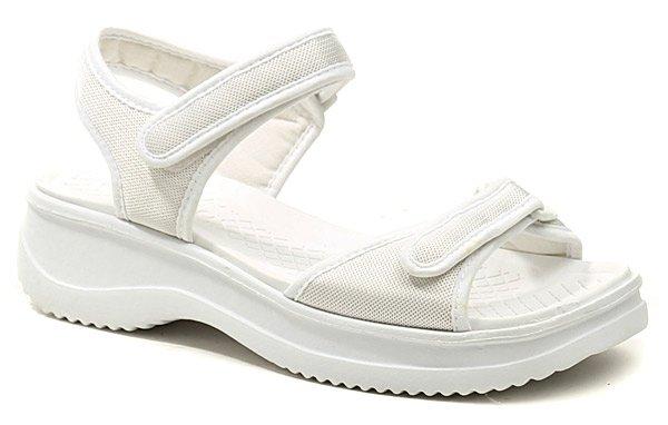 Azaleia 320-321 bílé dámské sandály EUR 38