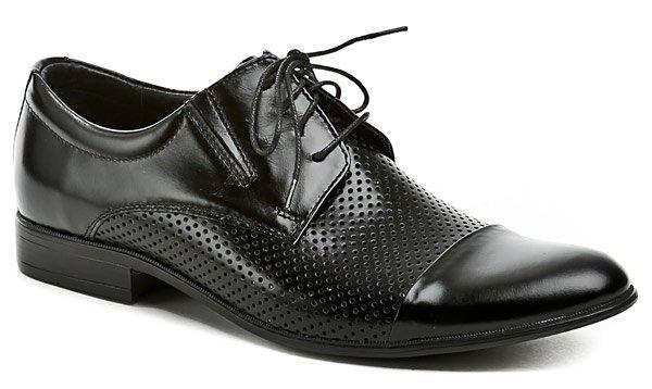Tapi 4317AC černá pánská společenská obuv EUR 41