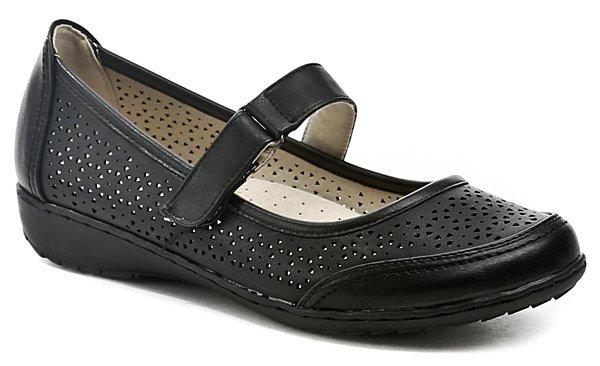 Eveline 62931605 černá dámská obuv EUR 36
