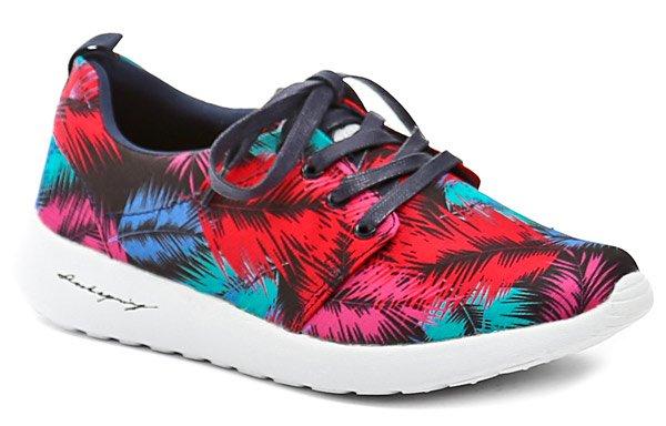 Rock Spring 75130 red dámská letní obuv EUR 38