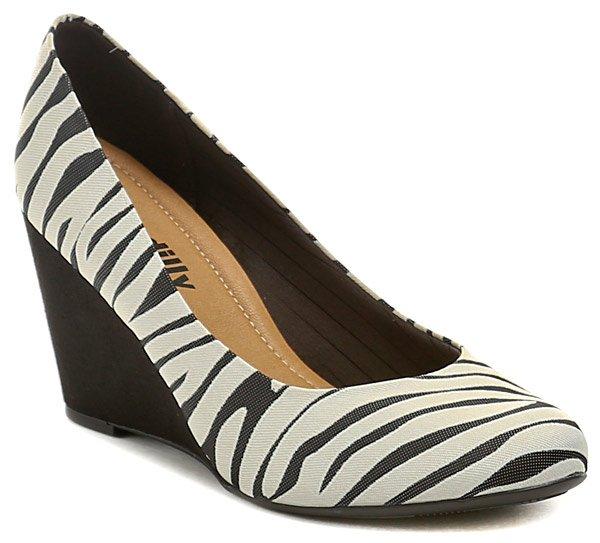 Piccadilly 691001 zebra dámské lodičky EUR 38