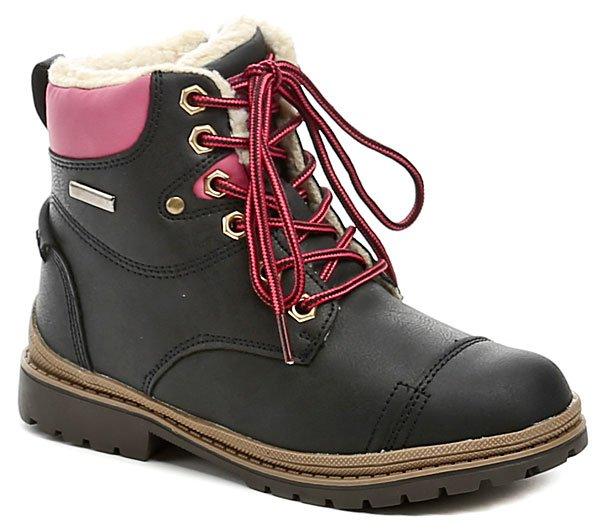 Peddy PX-536-37-06 modré dětské zimní boty EUR 29