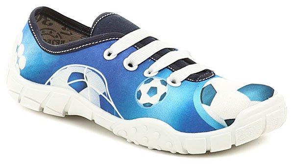 Raweks A4 modré dětské tenisky EUR 26