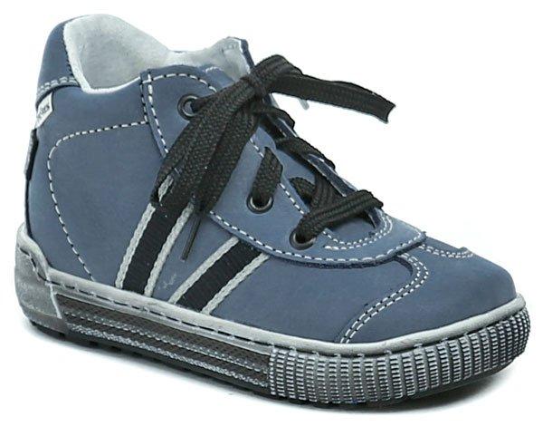Pegres 1401 Elite modré dětské botičky EUR 21