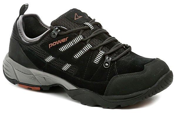 Power 702M černá pánská outdoroová obuv EUR 45