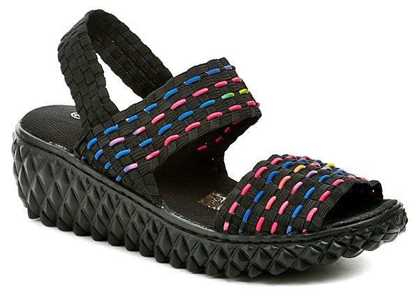 Rock Spring Roxana černá dámská obuv EUR 37