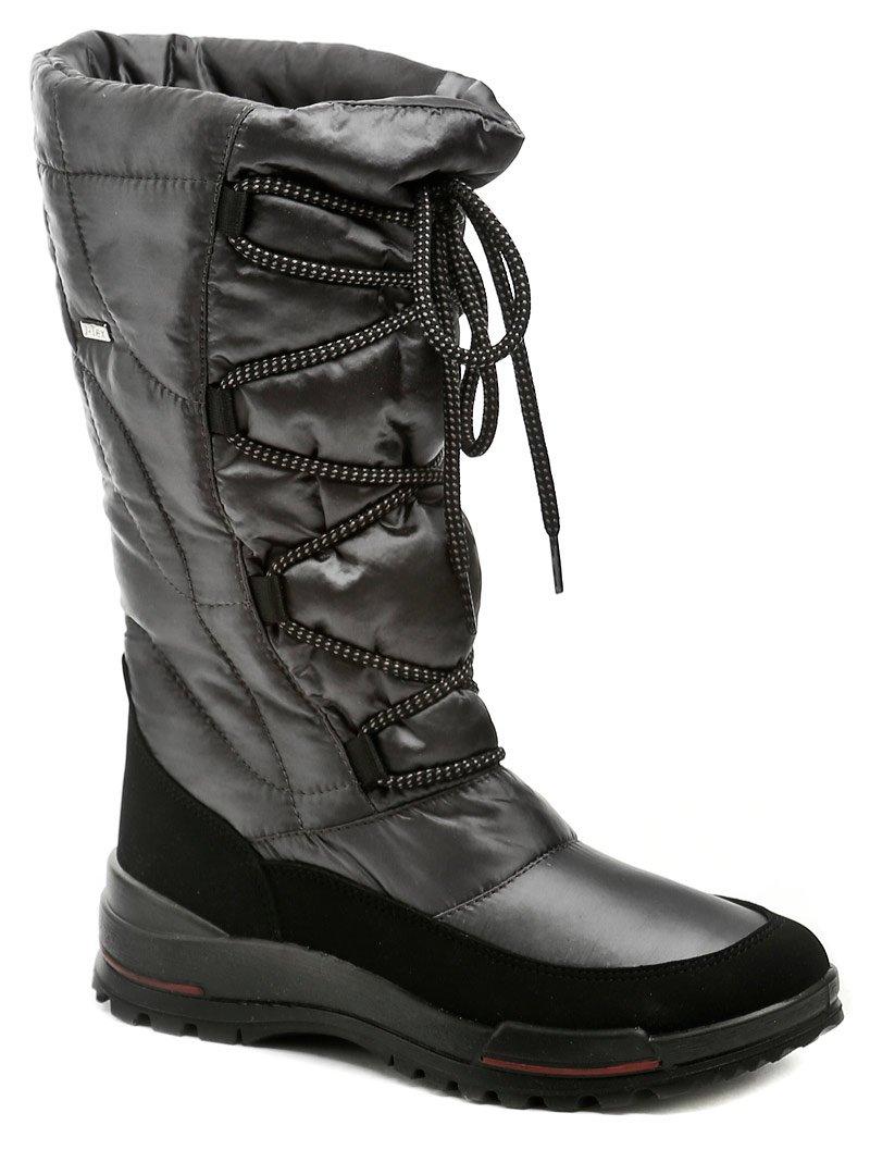 Jacalu 6200.20 šedé dámské zimní boty šíře F EUR 37