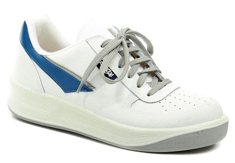 Prestige M86808 bílá pracovní obuv EUR 42
