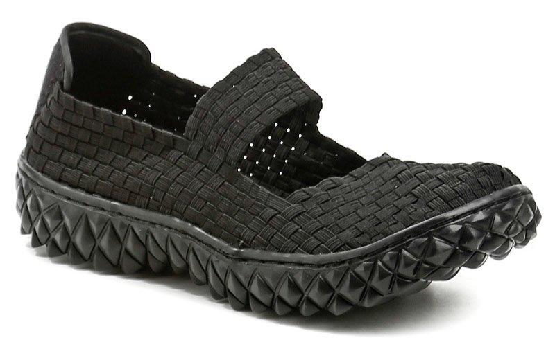 Rock Spring OVER čierna dámska gumičkový obuv EUR 39