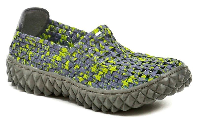 Rock Spring FULL Macha dámská gumičková obuv EUR 40