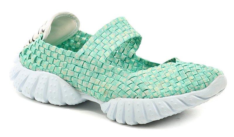 Rock Spring DNCE zelená dámská gumičková obuv EUR 39