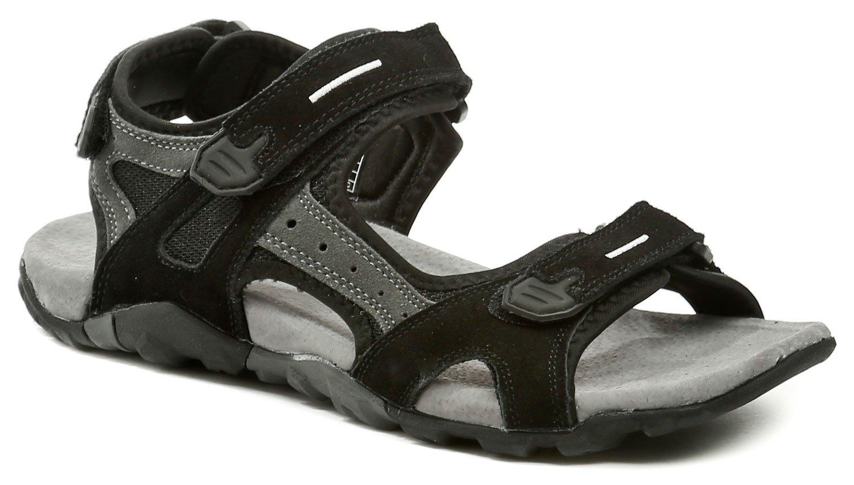 VM Honolulu černé pánské letní nadměrné sandály EUR 47