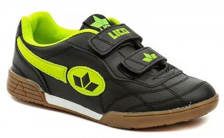 8111aff19d32a Lico 360353 černo zelené sportovní tenisky