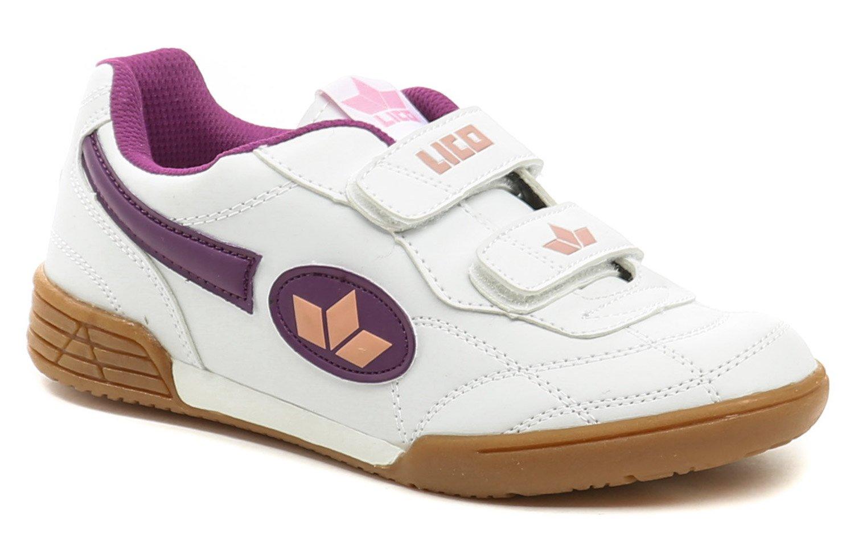 Lico 360425a bílo fialové sportovní tenisky  4e6d05f9250