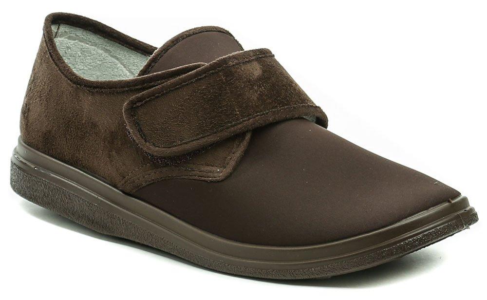3d4bb8f0d39b Dr. Orto 131M005 hnedé pánske nadmerné zdravotné topánky