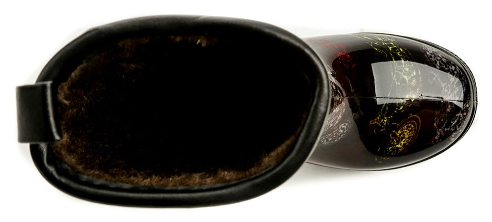 1601de85d5 Slobby 49-0811-t1a čierne vyteplené chlapčenské čižmy