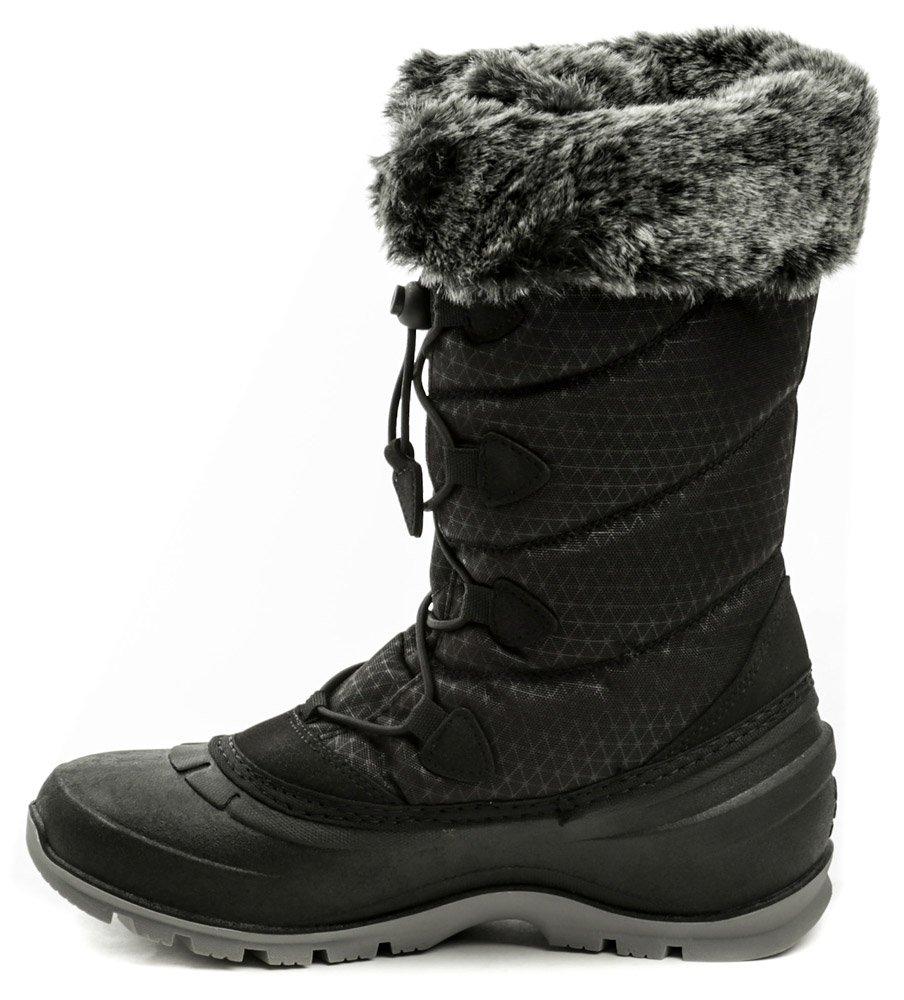 Kamik Momentum2 Black dámska zimná obuv  74994d71bf4