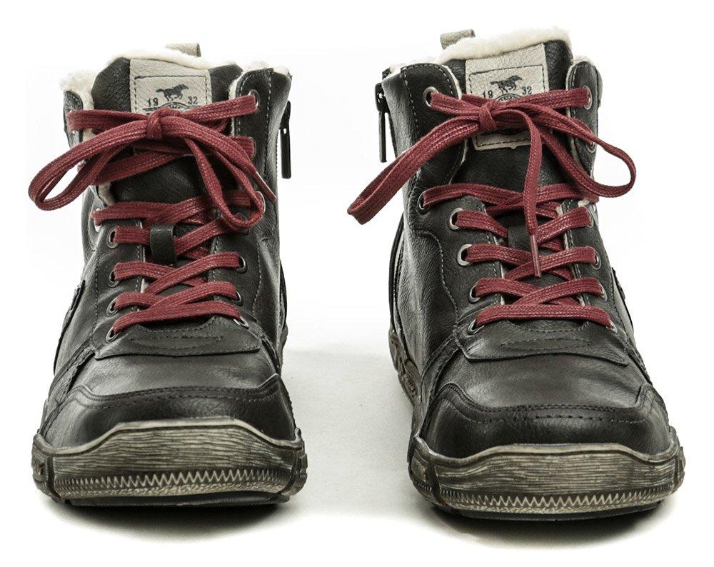 e35b23d6526d3 ... Mustang 4128-601-259 graphit pánske zimné topánky   ARNO-obuv.sk.  Uvedený produkt již není dostupný