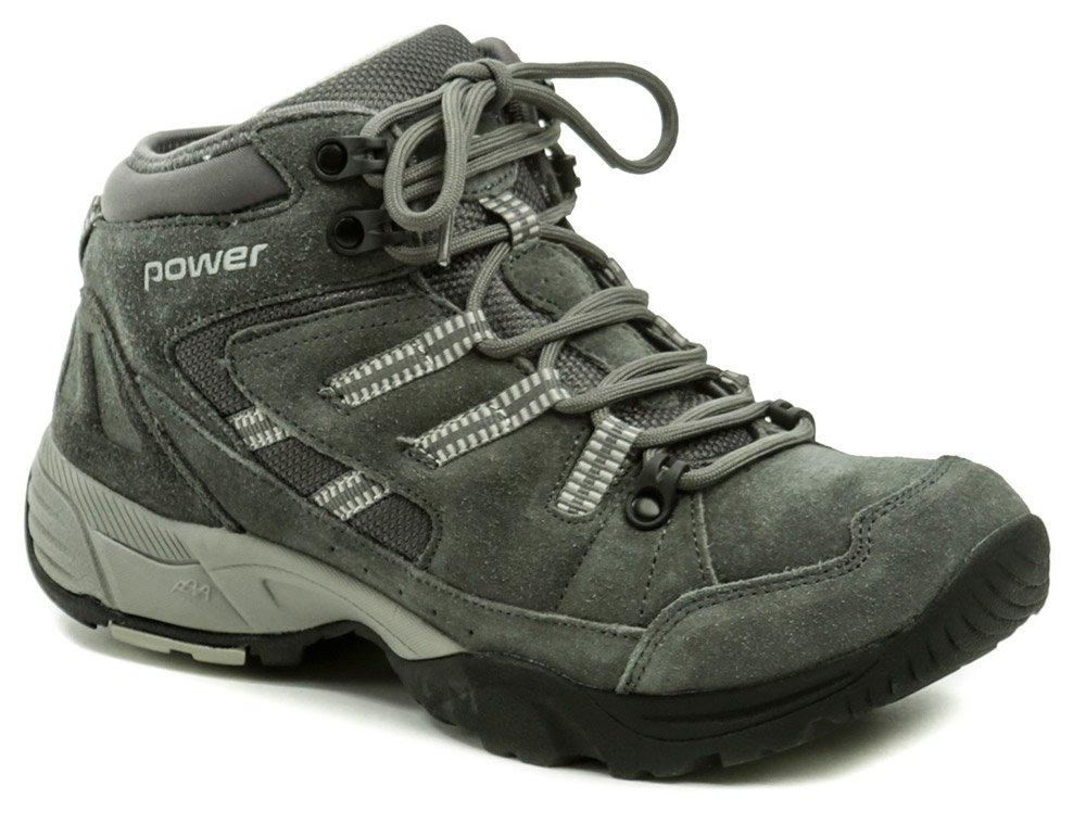9219adfb54b0f Power 700L šedá dámska trekingová obuv | ARNO-obuv.sk