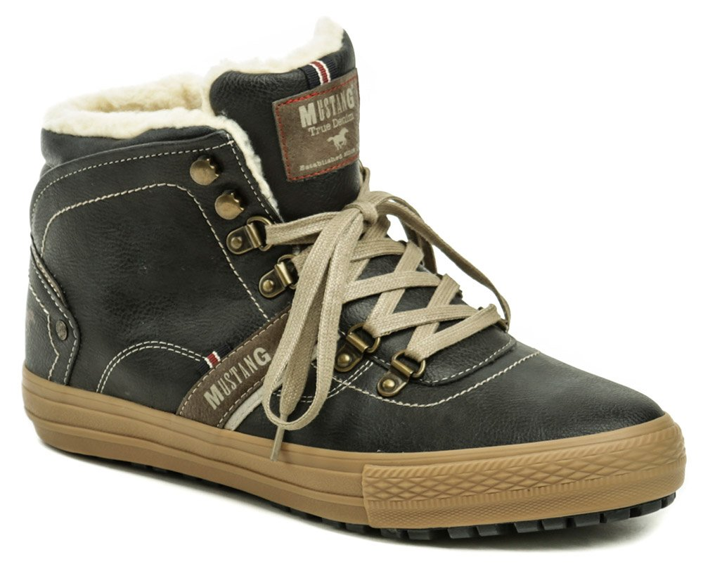 8e0fa209664f3 Mustang 4129-601-259 graphit pánske zimné topánky   ARNO-obuv.sk