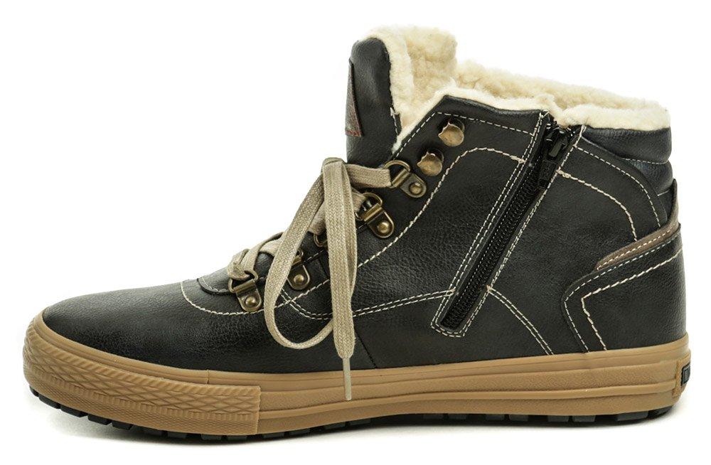 2245a9565d683 Mustang 4129-601-259 graphit pánske zimné topánky   ARNO-obuv.sk. Výprodej.  Mustang ...