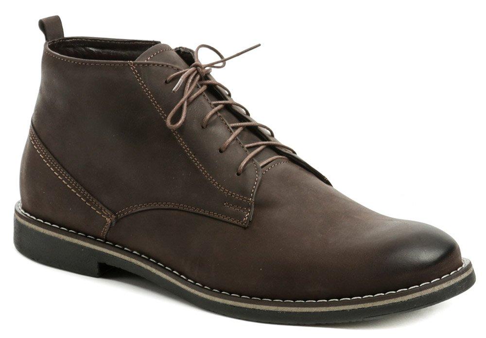 Agda 707 hnedé pánske zimné topánky EUR 41