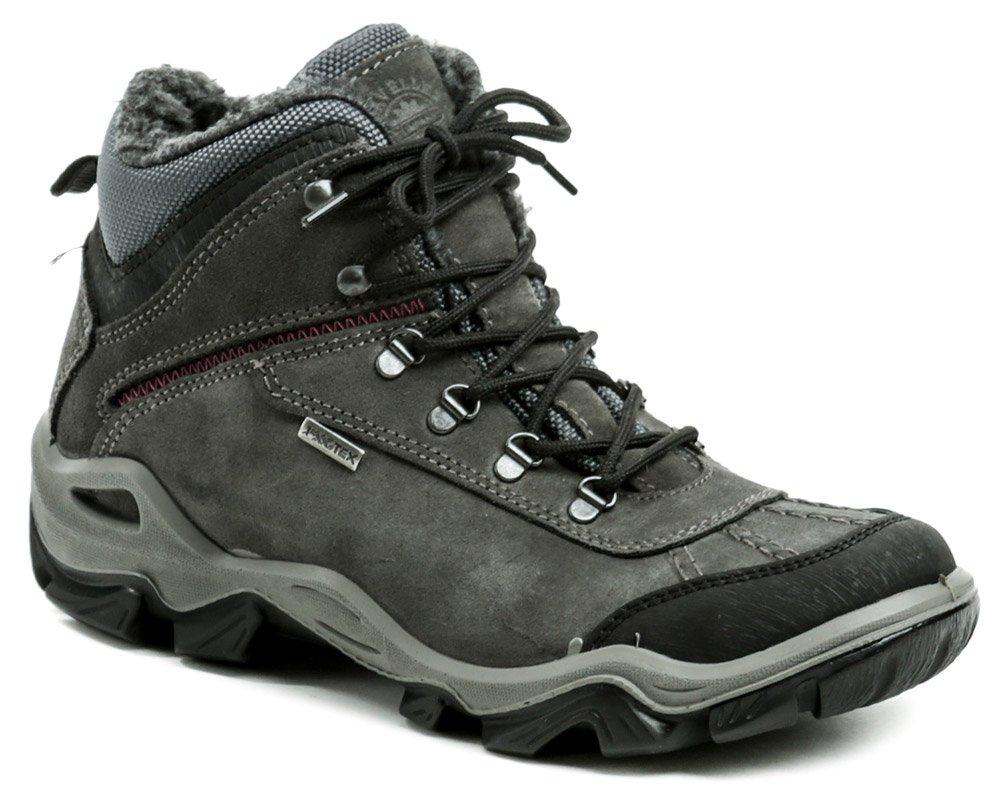 IMAC I2448z31 šedé dámske zimné topánky EUR 37