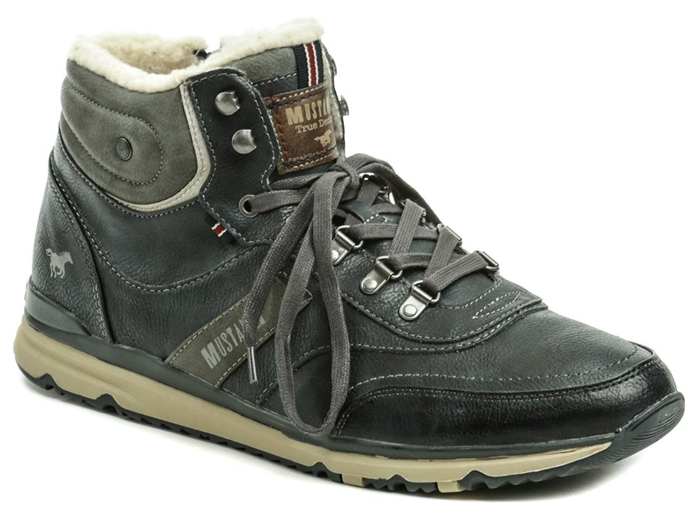 9236b9817 Mustang 4095-602-820 Navy pánske nadmerné zimné topánky   ARNO-obuv.sk