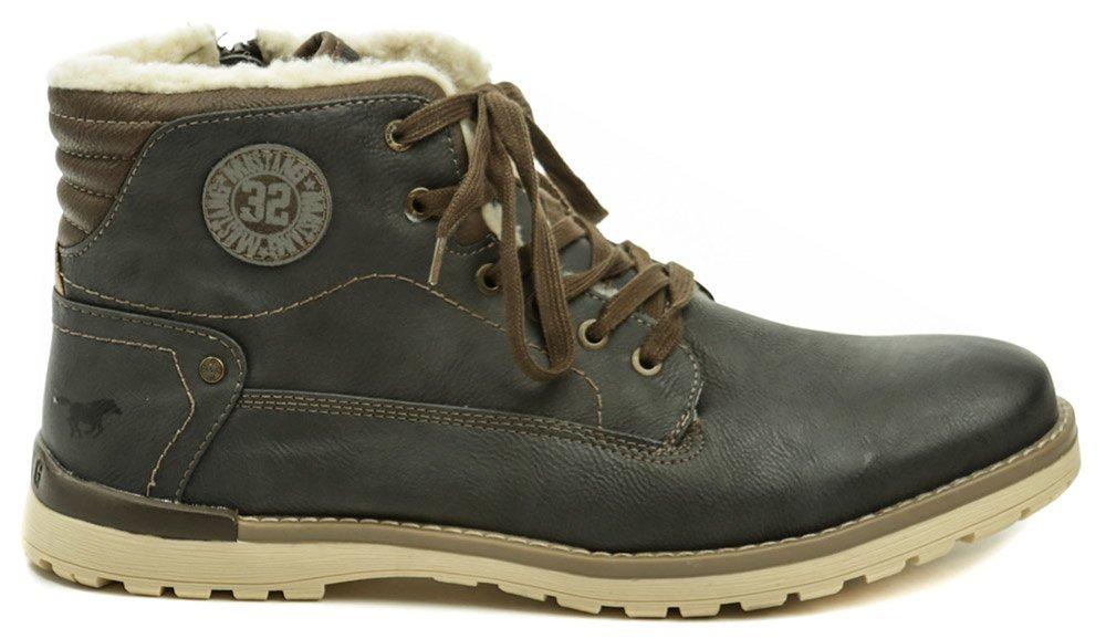42bfa58f03aab Mustang 4092-602-259 graphit pánske zimné topánky   ARNO-obuv.sk. Výprodej.  Mustang ...