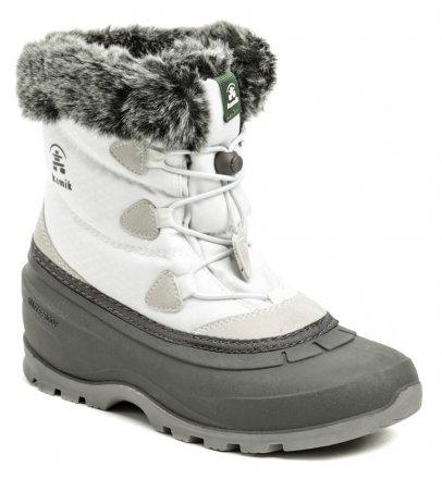 77478c967b90 Kamik MomentumLO White dámská zimná obuv šírka H