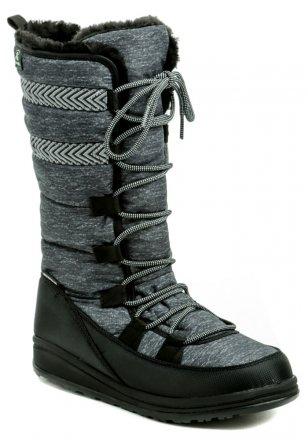 Kamik Vuplex Black dámska zimná obuv 357b29e522f