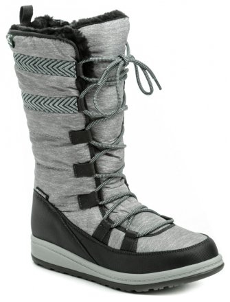 f563554db28e Kamik Vuplex sivá dámska zimná obuv