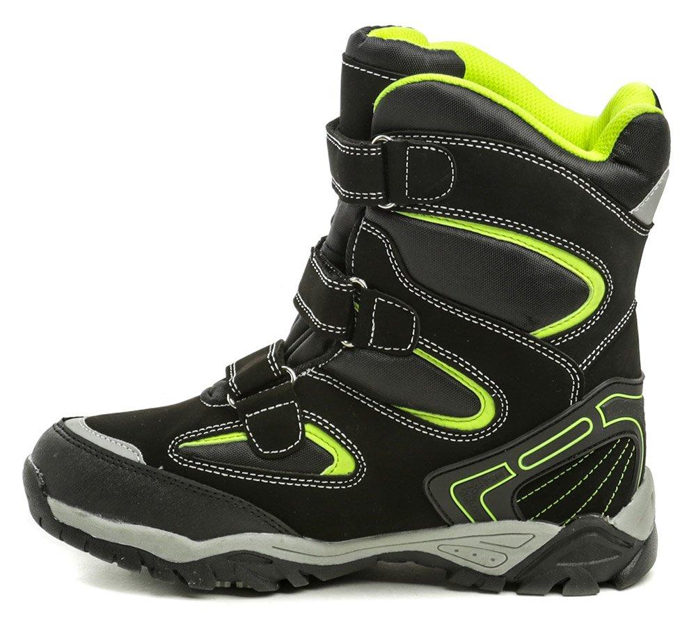 Peddy P1-231-36-05 čierna detská zimná obuv  96435079a21