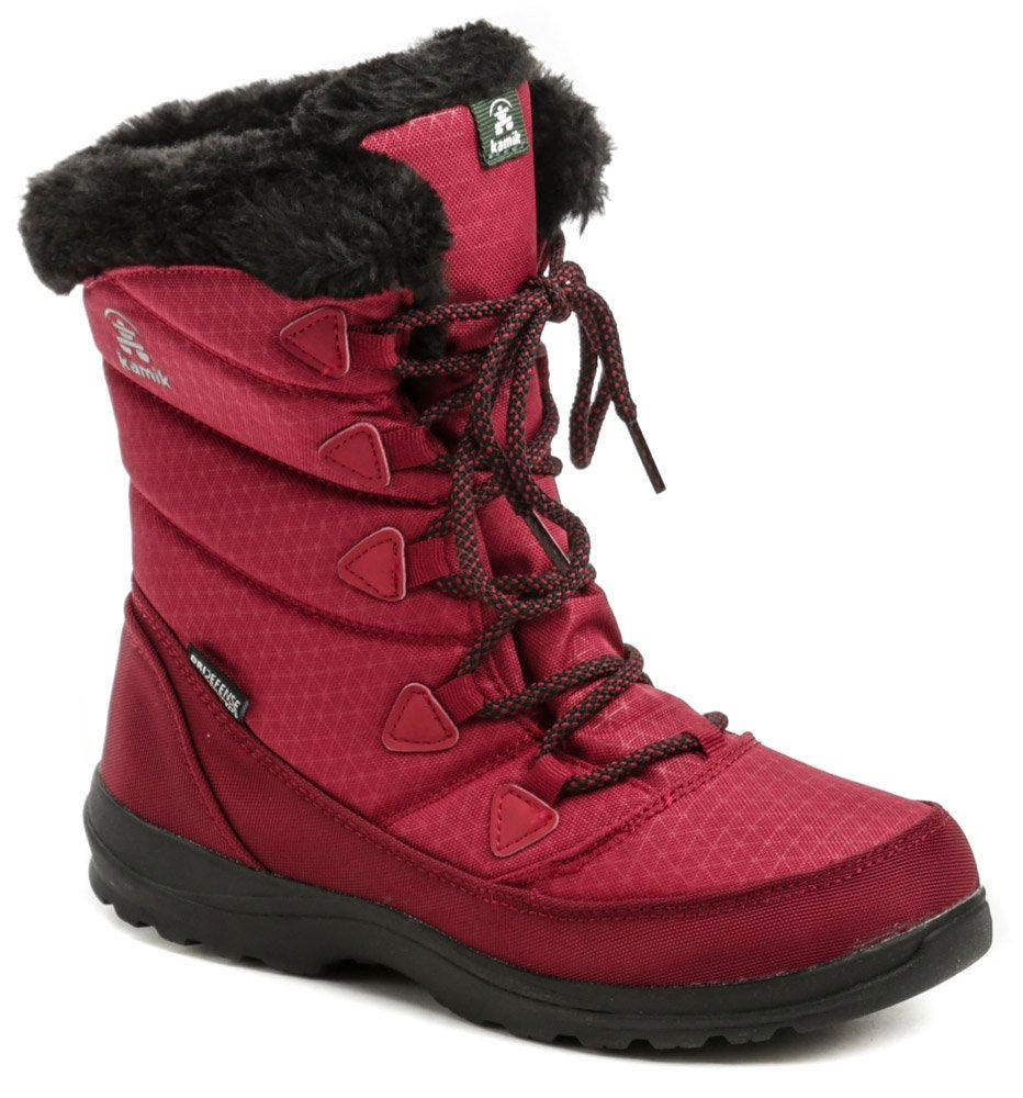 f7b8b0071e9a1 Kamik PolarJoy Red dámska zimná obuv | ARNO-obuv.sk