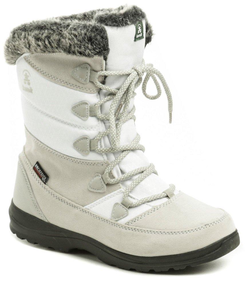 9dee42a654b2 Kamik Polarfox Lt. Grey dámska zimná obuv