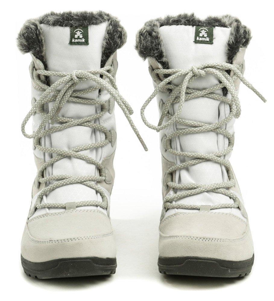 ff3babecf381 ... Kamik Polarfox Lt. Grey dámska zimná obuv
