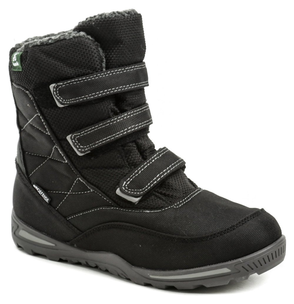 KAMIK Hayden čierna detská zimná obuv EUR 35