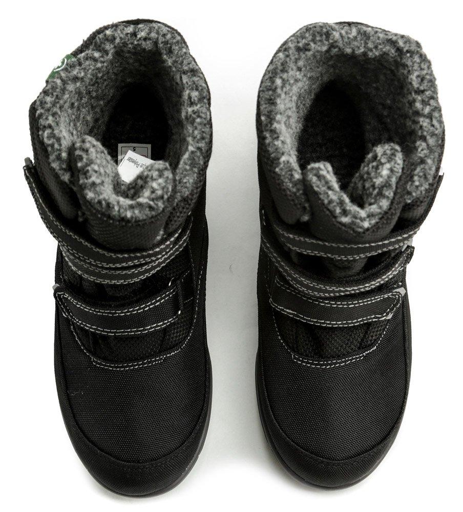 0c7981a9681d KAMIK Hayden čierna detská zimná obuv
