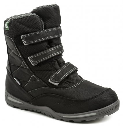 KAMIK Hayden čierna detská zimná obuv 2c5971a7292