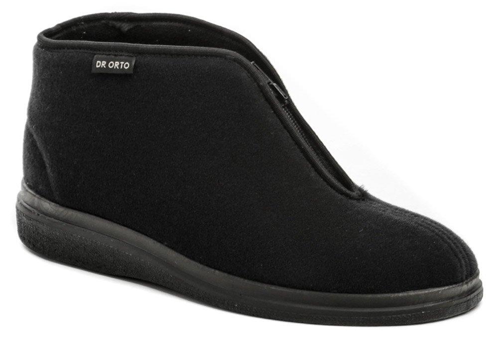 6e4103d5eaf8 Dr. Orto 392o002 čierna dámska zdravotná obuv