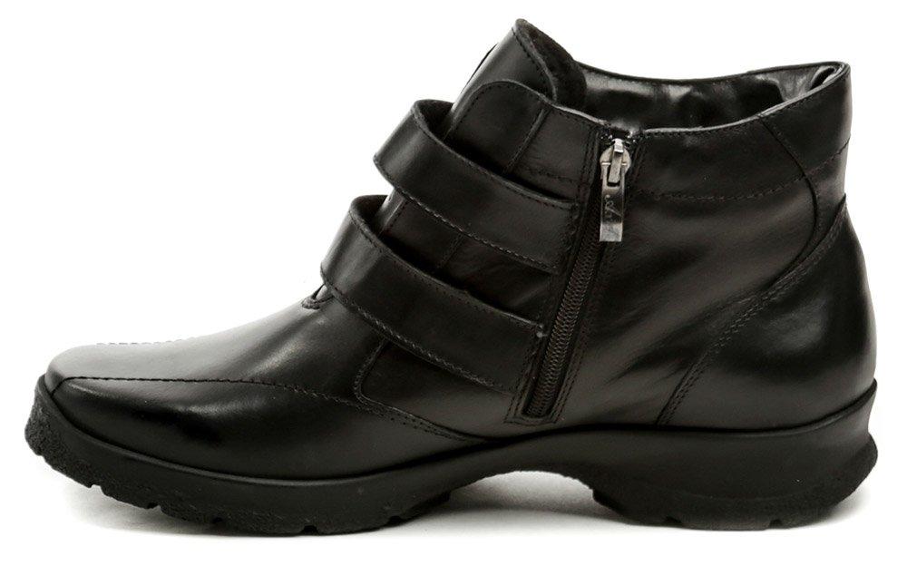 f25eb002965d Axel AX4002 čierne dámske nadmerné zimné topánky šírka H