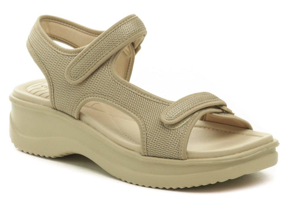 41f25da9da4f Azaleia 320-323 béžové dámske sandále