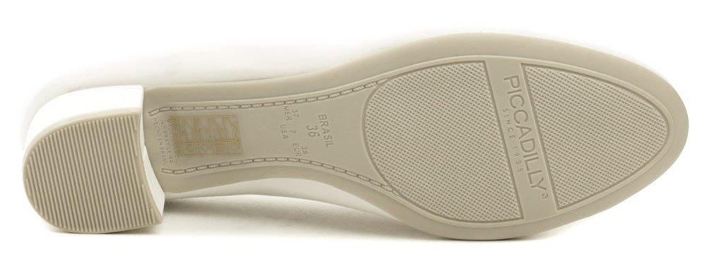9aac4865b Piccadilly 140110 biele dámske lodičky | ARNO-obuv.sk