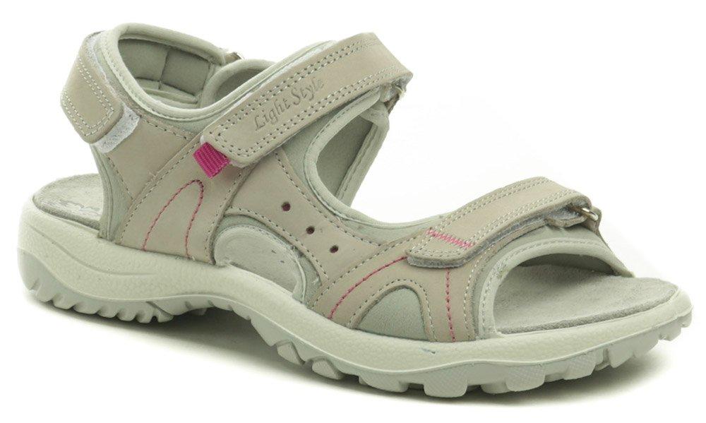 ca7bdf0e1182 IMAC I2535e03 béžové dámske sandále