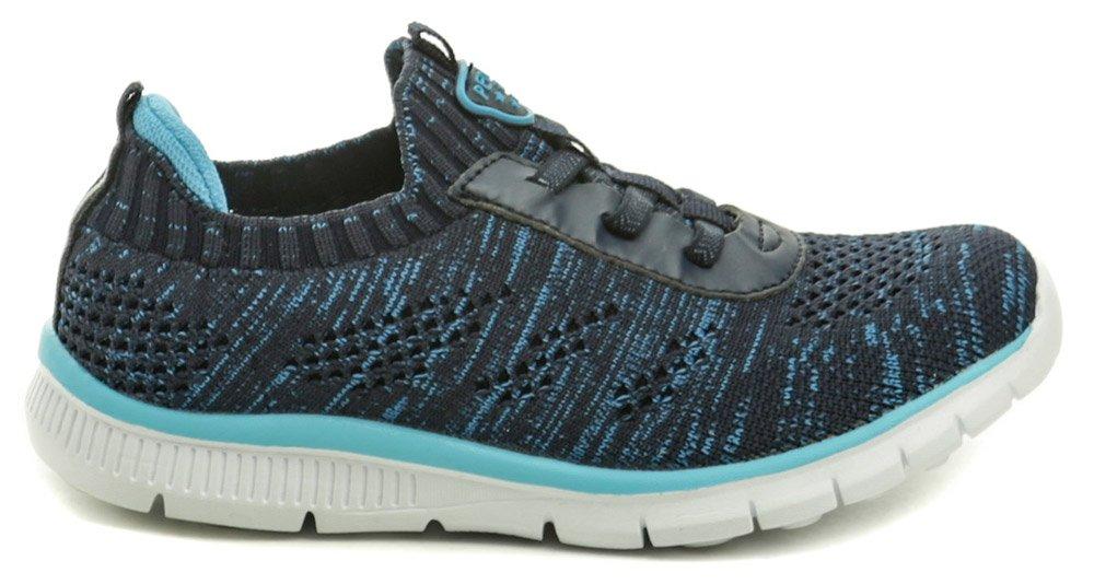 9db07e17176a7 Peddy P2-518-27-01 modré detské tenisky | ARNO-obuv.sk