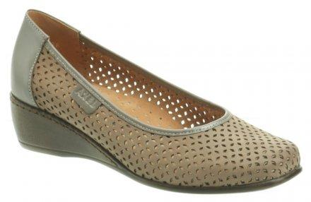 d8ed79c895 Axel AXW028 béžová dámska obuv