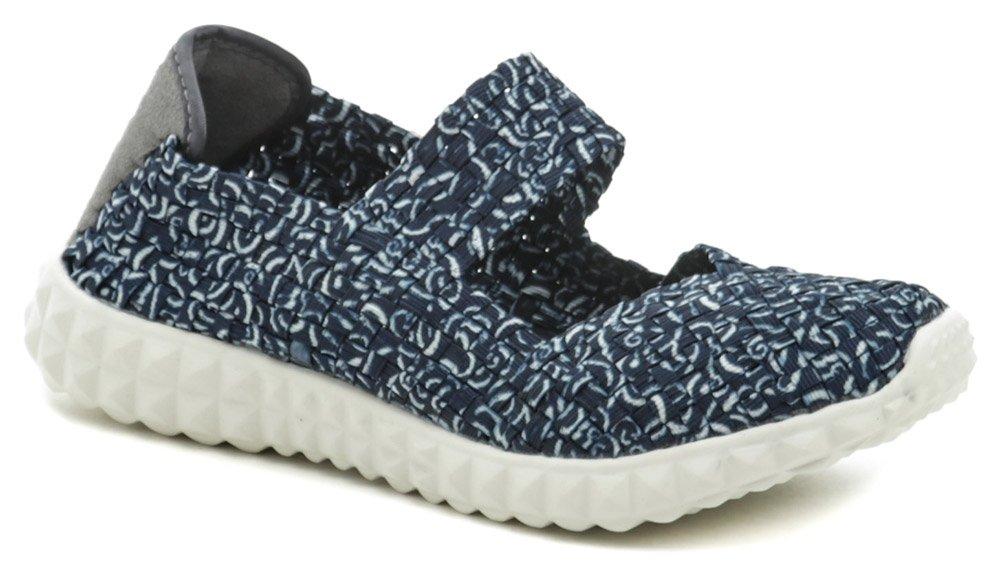 Rock Spring NYC Navy dámska gumičkový obuv EUR 39