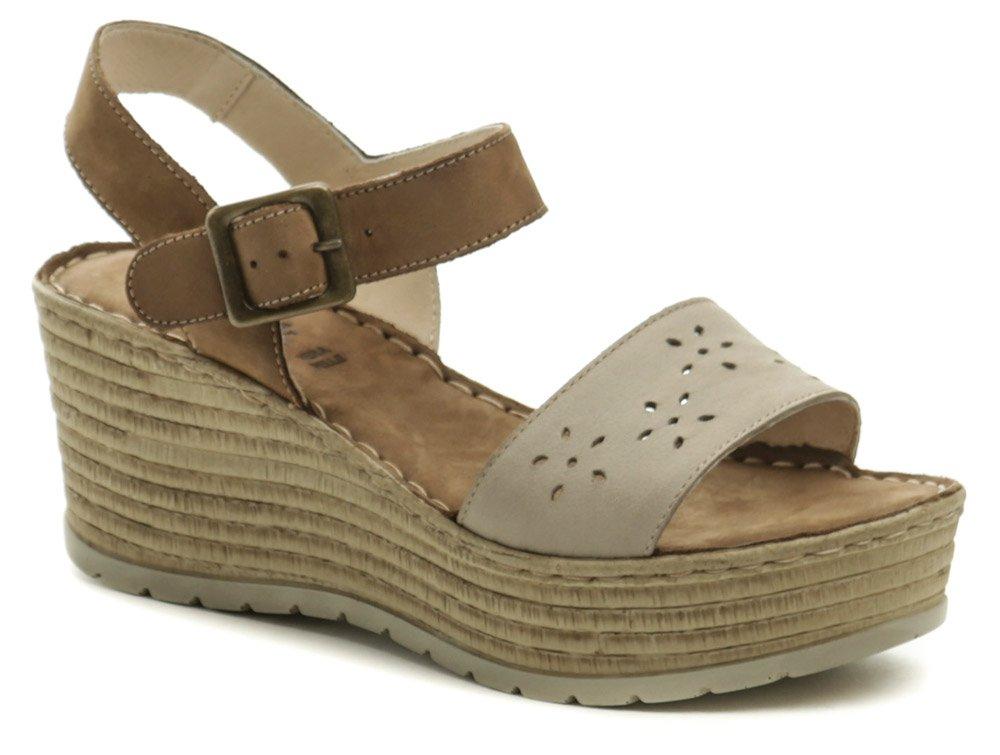 Walk 8291-36631 dámske sandále na kline EUR 39